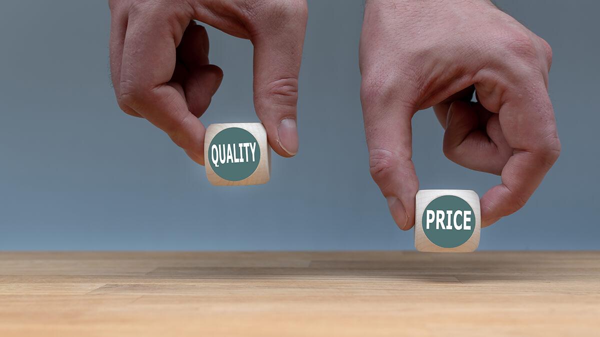 CDNの選び方 品質or低価格
