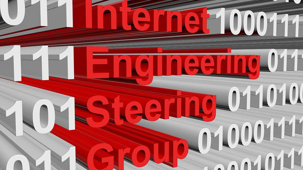IESG(Internet Engineering Steering Group)